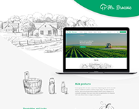Mr. Broccole - Landing Page