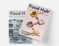 Food Hub Covers, Issue n°5 & n°6
