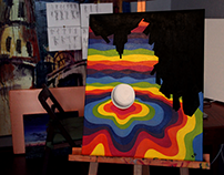 Painting with the sphere