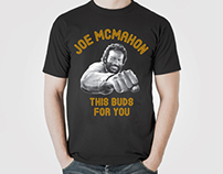 Joe McMahon Tour Shirt