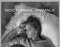 Nocturnal Animals poster artwork