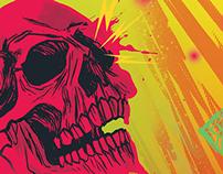 Hands & Skull of Destiny ~ Illustration