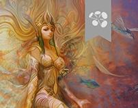 Fantasy Art (Water Queen)