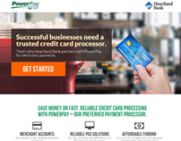 PowerPay | Heartland Bank Collateral & Landing Page