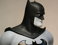 Amanda Connor Batman Statue