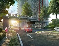 Bukit Bantayan Residences, Inanam