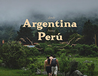 Desde Argentina hasta Perú, 2016