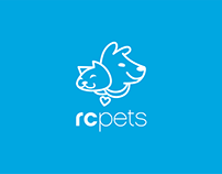 RC Pets Logo Animation