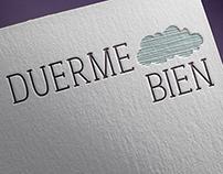Logotipo y página web DUERME BIEN Oviedo | Valencia