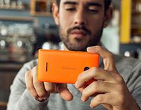 Nokia/Microsoft Lumia Digital TV (mobile)