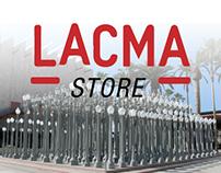 LACMA STORE | website redesign