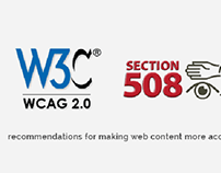 How to follow WCAG recommendations in WP Theme