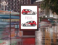 Feul // Car Wrap