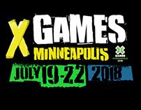 X Games Summer 2018