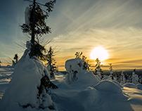Finnisch-Lappland