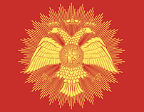 BYZANTINE DOUBLE-HEADED EAGLE