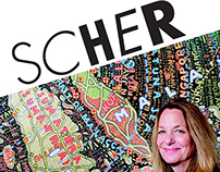 Paula Scher Magazine Layout