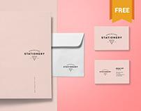 Free Brand Identity Mockup