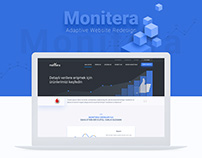 Monitera Adaptive Website by SHERPA
