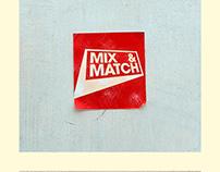YG - MIX & MATCH