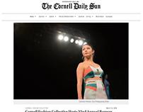Cornell Fashion Collective 2016