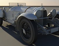 Mercedes Benz 1928 ssk