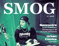 SMOG - Street Style and Sneakers Magazine