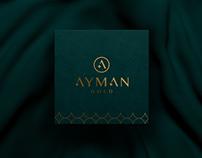 Branding and Identity Design - Ayman Gold