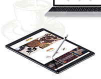 Red Cherry Coffee l Web Site Design