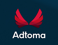 Corporate Identity for Adtoma