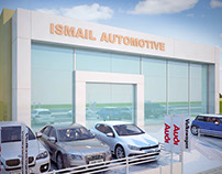 Automotive Showroom