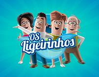 Os Ligeirinhos - RioMar Shopping