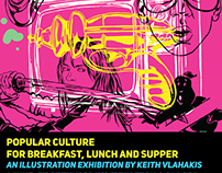 Popular Culture for Breakfast, Lunch & Supper