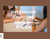 Get Business Consulting Merchant Account