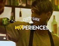 Cutty Sark, MIXPERIENCES