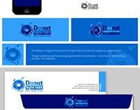 Brand Guideline for Donut Industry