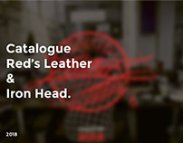 Catalogue Red's Leather & Iron Head