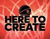 Here To Create - Adidas