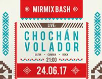 MirMix Bash Party