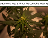 Debunking Myths About the Cannabis Industry