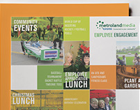 Metroland Media Toronto Internal Communications