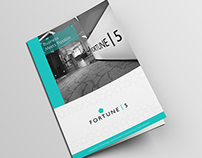 Fortune 5 Corporate Bi-fold Brochure