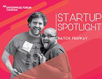 MIT Enterprise Forum. Digital ad campaigndesign.