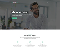 Karbar - Multipurpose Bootstrap4 Template