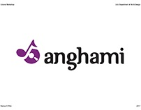 Redesign of ANGHAMI's icons
