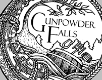 Gunpowder Falls Logo Concepts