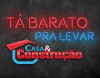 Tá Barato - Casa & Construção