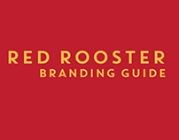 Red Rooster - branding guide