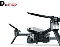 Shop drones