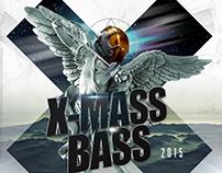X-Mass Bass Poster